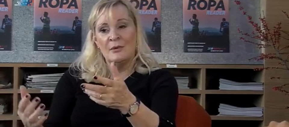 Guusje Eijbers over Roparun